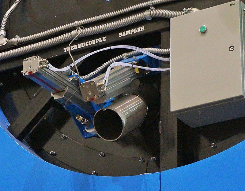 Mk IX Rollo-Mixer thermocouple